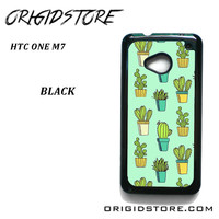Cactus For HTC One M7 Case Please Make Sure Your Device With Message Case UY