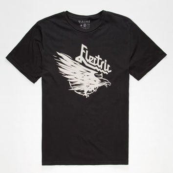 Electric Screaming For Vengeance Mens T-Shirt Black  In Sizes