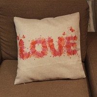 Home Decor Pillow Cover 45 x 45 cm = 4798341252