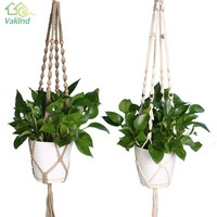 Knotted Plant Hanger