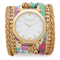Printed Wrap Watch