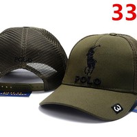 Army Green POLO Unisex Baseball Golf Cap Hats 003