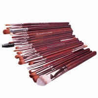 20pcs Facail Makeup Brushes Set