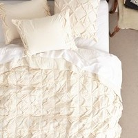 Twined Jersey Quilt by Lazybones