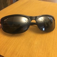 Ray-Ban RB2027 W1847 Predator 2 Black Sunglasses