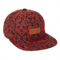 Icon Brand Snapback Cap with Boudoir Print - Caps & Hats - Accessories   Shop for Men's clothing   The Idle Man