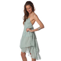 Cheesecloth Swing Dress