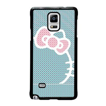 HELLO KITTY ARTIC Samsung Galaxy Note 4 Case