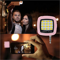 LED Flashlight for Camera Phone Support for multiple Selfie Sync Photography LED Light Toys For IOS Android iphone 6 5 S samsung