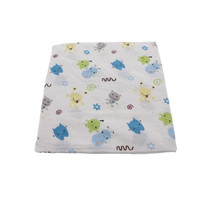CoCaLo Baby Peek-a-Boo Monsters Baby Boy Crib Fitted Sheet