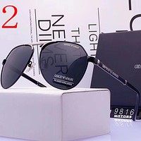 Armani Fashion Men Summer Sun Shades Eyeglasses Glasses Sunglasses