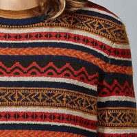 Koto Hanto Eyelash Pattern Sweater