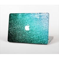 """The Grungy Teal Texture Skin Set for the Apple MacBook Air 11"""""""