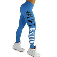 Stretchable Fitness Workout Leggings For Women