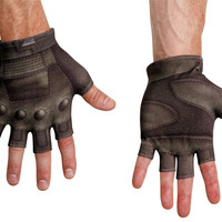 Captain America The Winter Solider - Captain America Movie 2 Gloves Adult