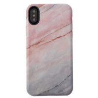 iPhone XS / X Case - Smoked Coral