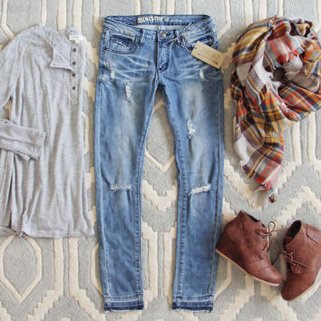 The Roll & Fray Skinnies