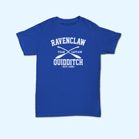 Team Ravenclaw Quidditch Harry Potter Ravenclaw House Logo T-Shirt - Gift for friend - Present