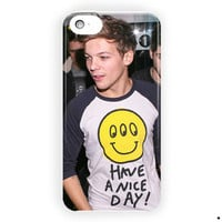 Louis Tomlinson Cute One Direction For iPhone 5 / 5S / 5C Case