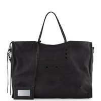 Balenciaga Blackout City Extra-Large Tote Bag