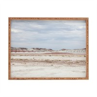 "Catherine McDonald Painted Desert Tray (12"") - Deny Designs"