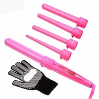 5 in 1 Curling Wand Set