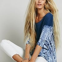 Free People Womens LA Livin Coastal Tee