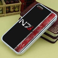 n7 mass effect custom mixcandy for iphone4/4s/5/5s/5c, samsung galaxy s3/s4/s5 and ipod 4/5 case