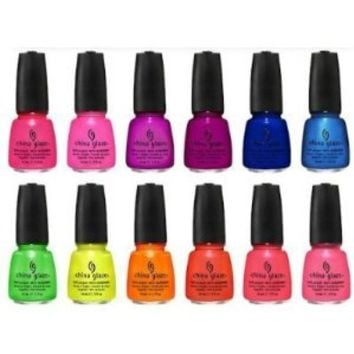 China Glaze Summer Neons 2012 New Collection
