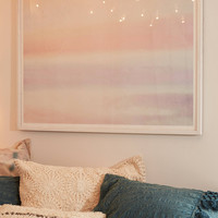 Kimberley Dhollander Washed Art Print   Urban Outfitters