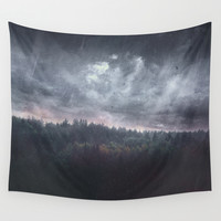 The hunger Wall Tapestry by HappyMelvin   Society6