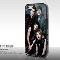 5 seconds of summer, iPhone 5 case Resin iPhone 5S  iPhone 5C Case, 5SOS iPhone 4S case, Samsung S5 Case, Galaxy Note 2 Note 3 Case - 50010