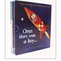 Once There Was a Boy... : Oliver Jeffers, Oliver Jeffers : 9780007288854