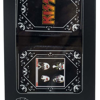 KISS Dual Pack Playing Cards and Dice (2 Pack)