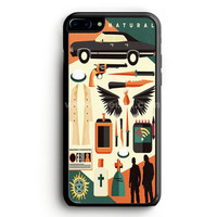 Supernatural Inspired Quote iPhone 7 Plus Case | aneend