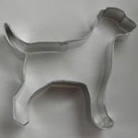 """R&M Lab/Dalmation 4"""" Cookie Cutter in Durable, Economical, Tinplated Steel"""