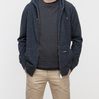 A.P.C. X Carhartt / Wool Hoodie in Anthracite