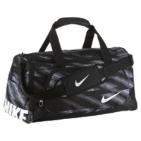 Nike YA TT (Small) Kid's Duffel Bag (Black)