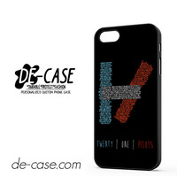 Twenty One Of Pilots For Iphone 5 Iphone 5S Case Phone Case Gift Present