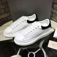 Alexander Mcqueen Fashion Casual Sneakers Sport Shoes-5