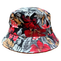 Dark Lilac Bucket Hat