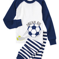 Dream Big Soccer Two-Piece Gymmies®