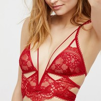 Free People Etienne Lace Bralette