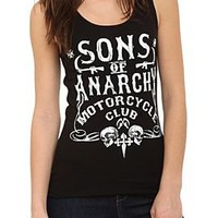 Sons Of Anarchy Motorcycle Club Girls Tank Top - 418802