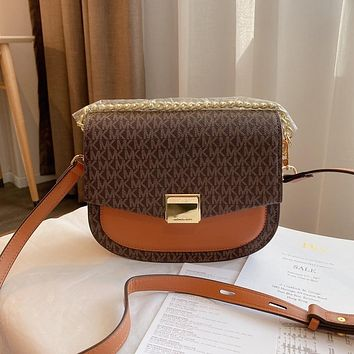 MK new female bag fashion trend shoulder bag