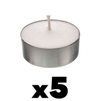 Extra Tealights (Set of 5)