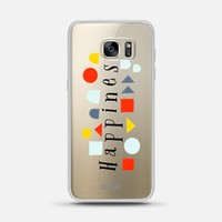 Happiness Galaxy S7 Edge case by Kanika Mathur | Casetify