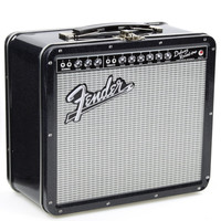 FENDER GUITAR AMPLIFIER LUNCHBOX