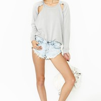 Cheap Monday Saunders Sweatshirt