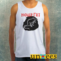Mouse Rat Band Tour Clothing Tank Top For Mens